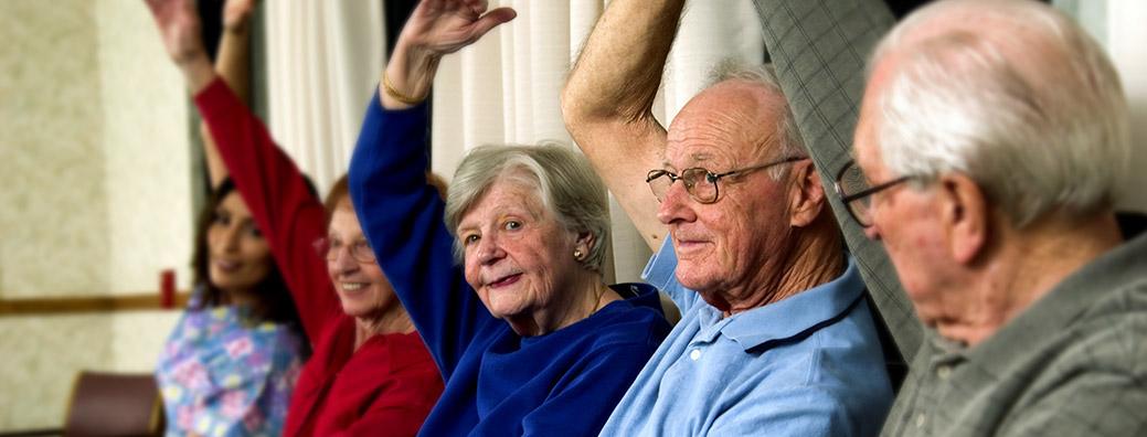 new brunswick seniors home